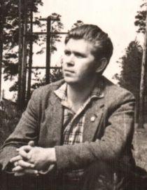 Иван Михайлович Асташкин, 1956 год